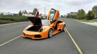 2007 Lamborghini Murcielago Lp640 Rare 6 Speed Manual Transmission photo
