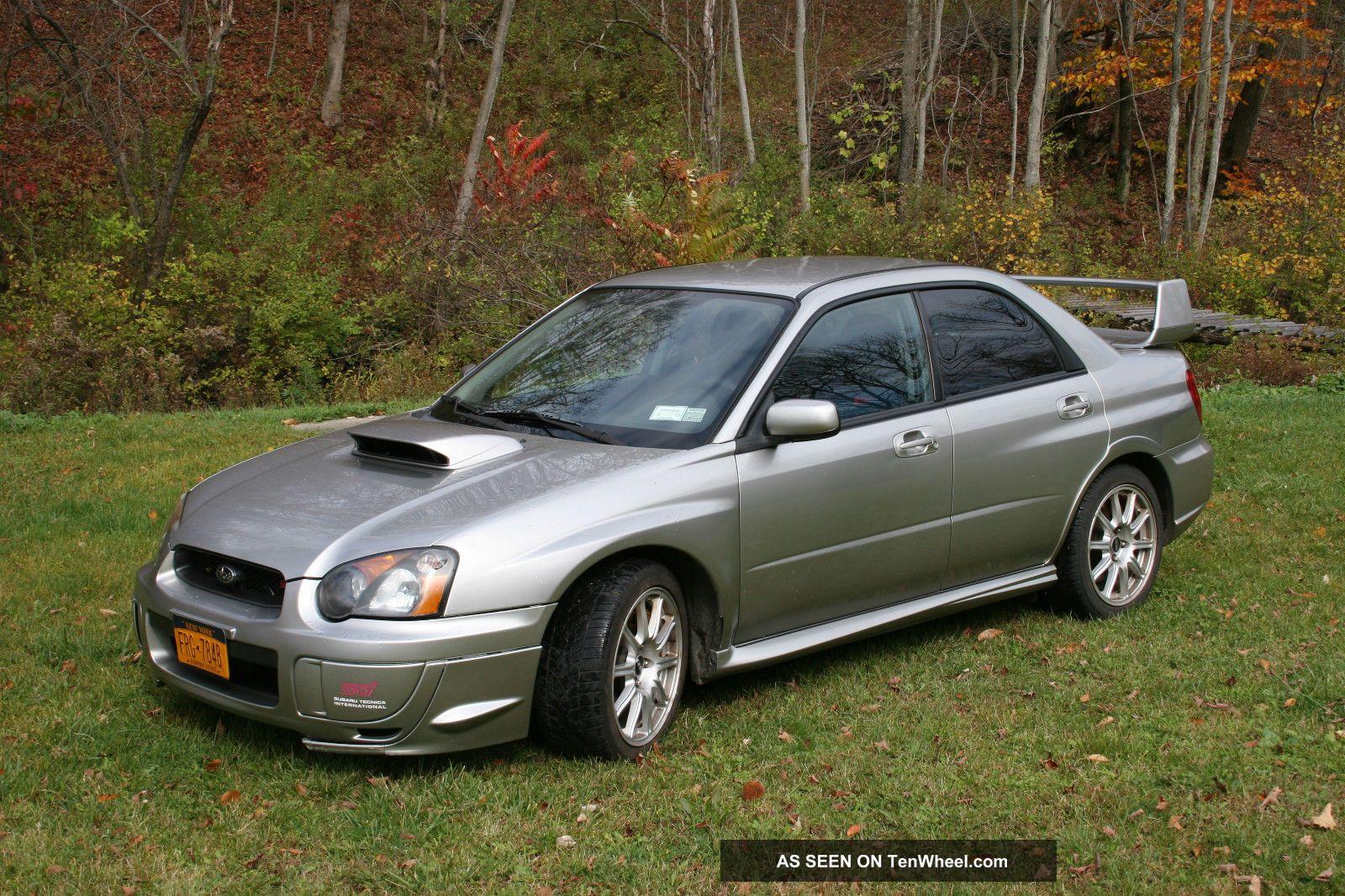 2005 Subaru Impreza Wrx Sti - Impreza photo
