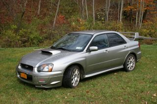 2005 Subaru Impreza Wrx Sti - photo