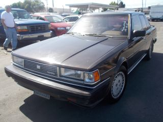 1986 Toyota Cressida photo