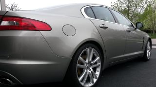 2011 Jaguar Xf Premium Portfolio Package photo