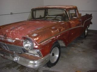 1957 Ford Ranchero, photo