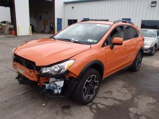 2014 Subaru Xv Crosstrek Premium Wagon 4 - Door 2.  0l photo