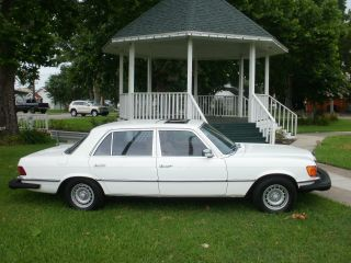 1979 Mercedes Benz 450 Sel 6.  9l photo