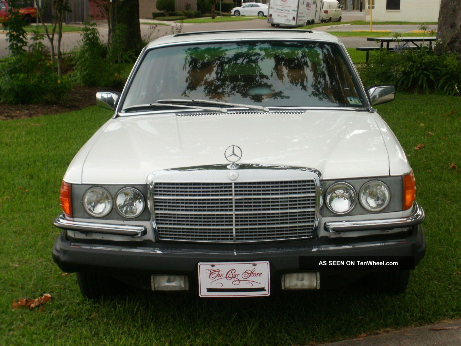 1979 mercedes benz 450 sel 6 9l for Mercedes benz 450 sel 6 9