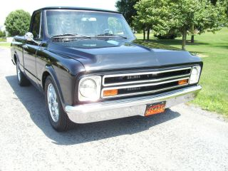 1967 Chevrolet C10 Shortbed Pickup photo