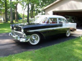 1956 Chevrolet Bel Air Base Sedan 4 - Door 4.  3l photo