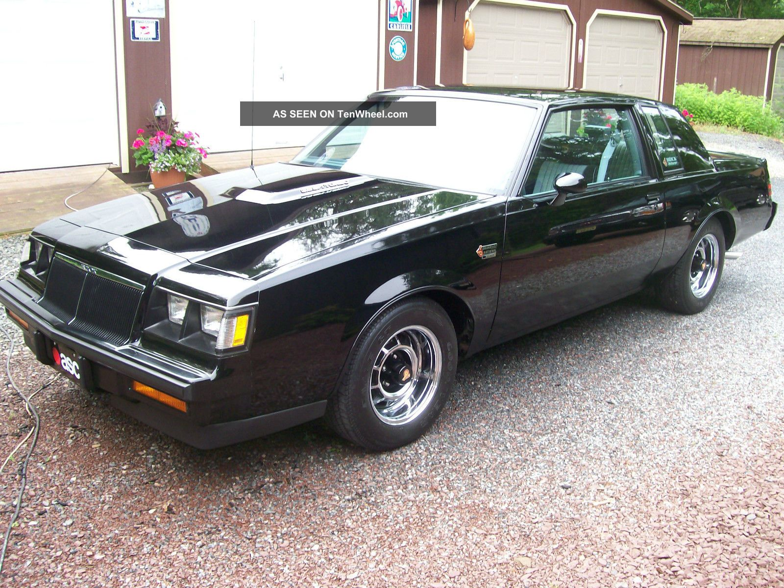 1986 buick grand national grand national photo. Cars Review. Best American Auto & Cars Review