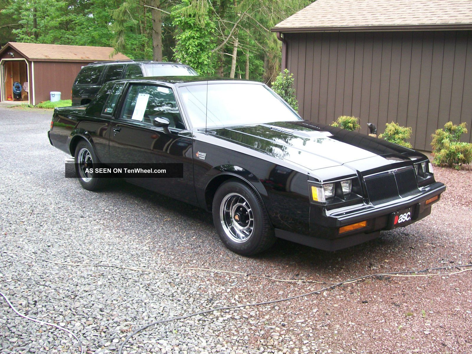 1986 buick grand national grand national photo 1. Cars Review. Best American Auto & Cars Review