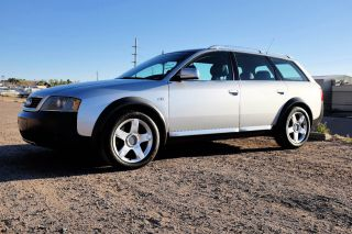 2002 Audi Allroad With Documented Service History photo