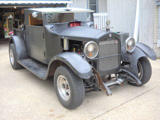 1927 Hupmobile Truck.  Hot Rod Rat Gasser photo