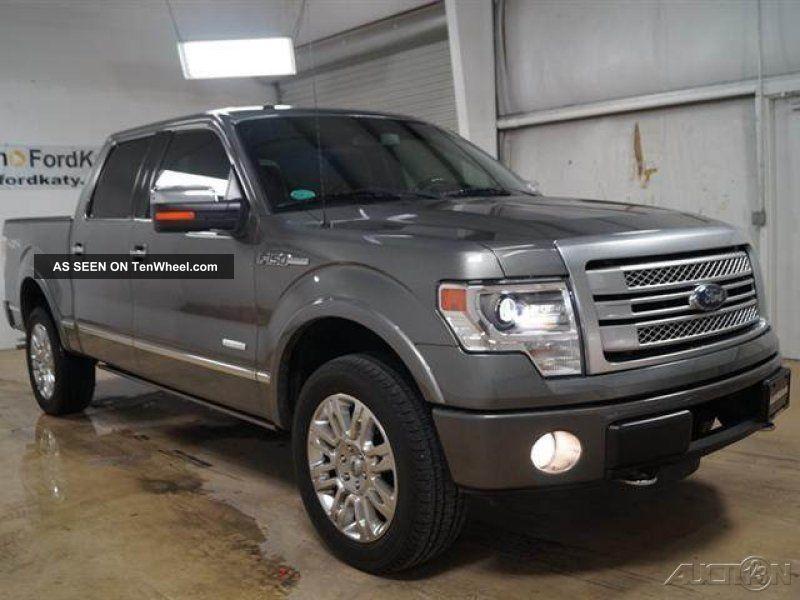 2013 ford f 150 platinum four wheel drive 3 5l v6 24v automatic. Black Bedroom Furniture Sets. Home Design Ideas