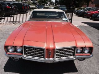 1972 Oldsmobile Cutless Supreme photo