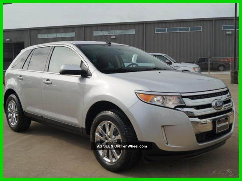 2011 ford edge limited front wheel drive 3 5l v6 24v automatic. Black Bedroom Furniture Sets. Home Design Ideas