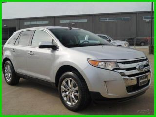 2011 Ford Edge Limited Front Wheel Drive 3.  5l V6 24v Automatic photo