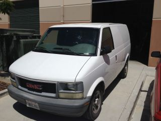 2003 Gmc Van photo