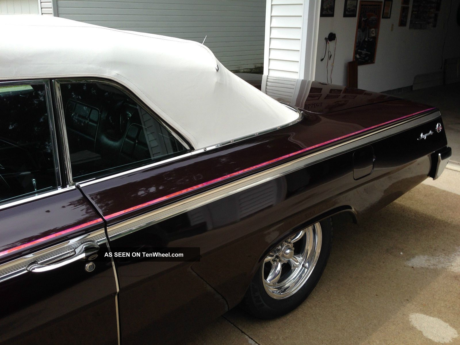 1962 Chevy Impala Covertable 409 / 409 Impala photo