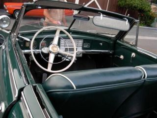 1949 Plymouth Special Deluxe Convertible Car photo