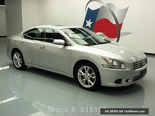 2012 nissan maxima 3 5 s 18 wheels 35k texas direct auto. Black Bedroom Furniture Sets. Home Design Ideas