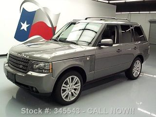 2011 Land Rover Range Rover Hse 4x4 Dvd 35k Texas Direct Auto photo