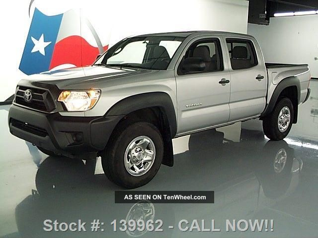 2013 toyota tacoma prerunner v6 double cab bedliner 23k texas direct auto. Black Bedroom Furniture Sets. Home Design Ideas