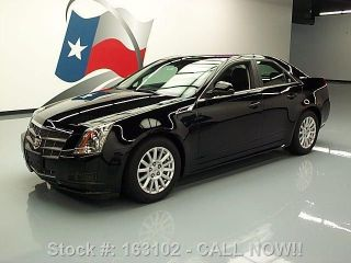 2011 Cadillac Cts 3.  0l Bose Black On Black 13k Texas Direct Auto photo