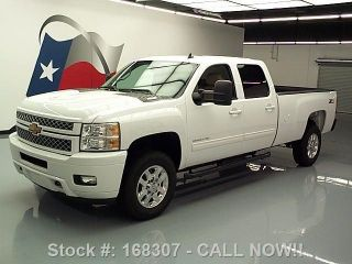 2014 Chevy Silverado 2500 Ltz Crew Z71 4x4 25k Texas Direct Auto photo