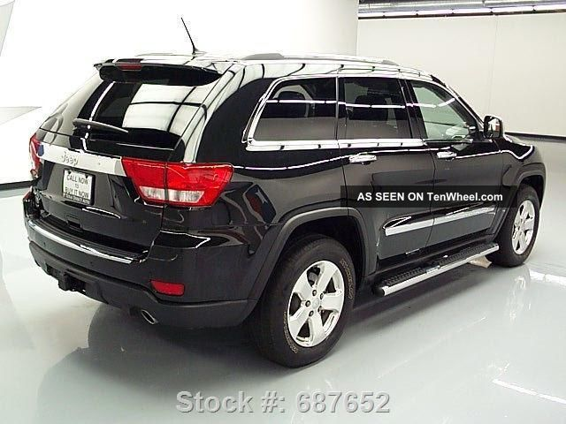 2011 jeep grand cherokee overland 4x4 hemi pano texas direct auto. Black Bedroom Furniture Sets. Home Design Ideas