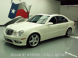 2009 Mercedes - Benz E350 Sport P1 43k Texas Direct Auto photo