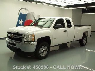 2011 Chevy Silverado 2500 Extended Cab 4x4 Longbed 51k Texas Direct Auto photo