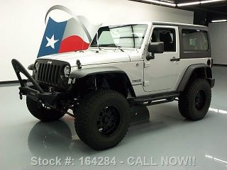2012 Jeep Wrangler Sport Hard Top 4x4 Lift Auto 15k Mi Texas Direct Auto photo