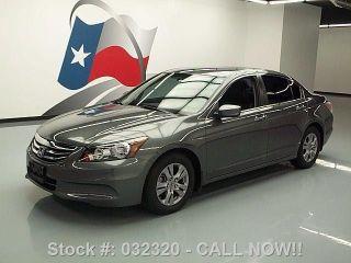 2012 Honda Accord Se Alloy Wheels 23k Mi Texas Direct Auto photo