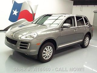 2008 Porsche Cayenne Tiptronic Awd 71k Texas Direct Auto photo