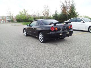 Nissan Skyline Gtt R34 1998.  Rb25 Motor. .  Never Driven In Winter.  Videos photo