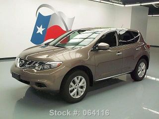 2011 Nissan Murano S V6 Cvt Cruise Ctl Alloy Wheels 33k Texas Direct Auto photo