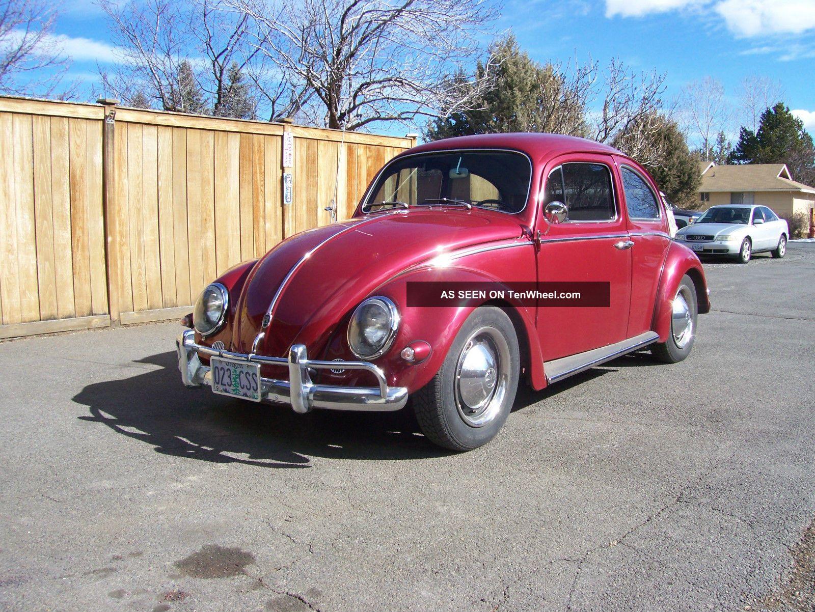 1963 Vw Bug Beetle - Classic photo