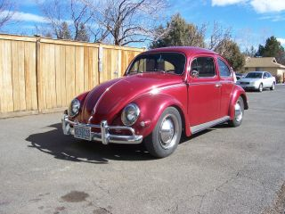 1963 Vw Bug photo