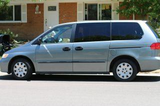 2000 Honda Odyssey Ex Mini Passenger Van 5 - Door 3.  5l photo