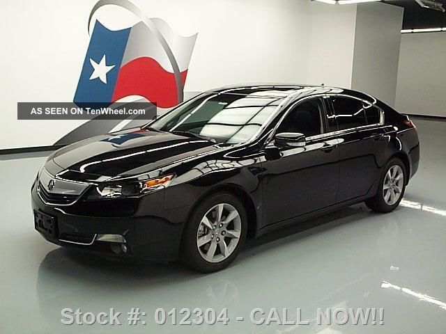 2012 Acura Tl Tech Htd 45k Texas Direct Auto TL photo