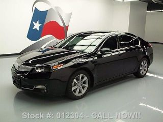 2012 Acura Tl Tech Htd 45k Texas Direct Auto photo