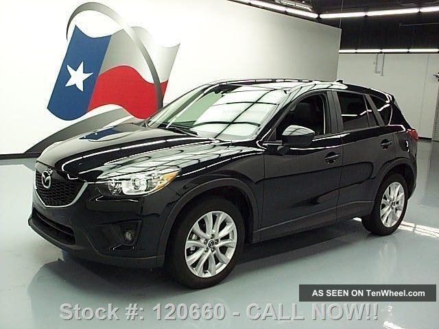2013 Mazda Cx - 5 Grand Touring Skyactiv 32k Texas Direct Auto Other photo