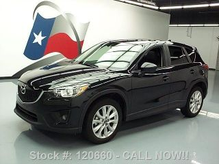 2013 Mazda Cx - 5 Grand Touring Skyactiv 32k Texas Direct Auto photo