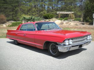 1962 Cadillac Deville 4 Door Hard Top photo