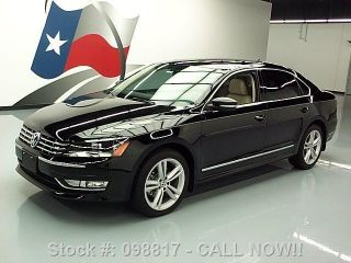 2013 Volkswagen Passat Tdi Se Diesel 9k Mi Texas Direct Auto photo
