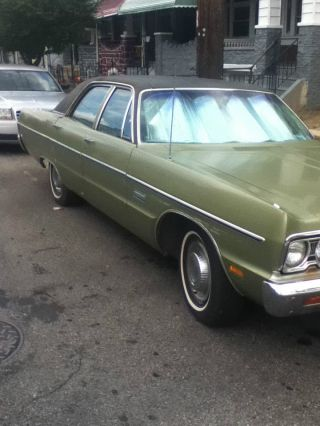 1969 Plymouth Fury I Base 5.  2l photo