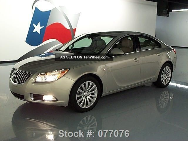 2011 buick regal cxl turbo htd 18 wheels 8k texas direct auto. Black Bedroom Furniture Sets. Home Design Ideas