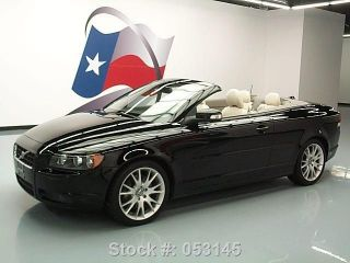 2008 Volvo C70 T5 Convertible Hard Top Auto 43k Texas Direct Auto photo