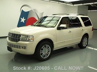 2007 Lincoln Navigator Ultimate Elite Dvd Texas Direct Auto photo