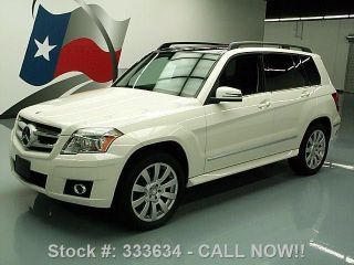 2010 Mercedes - Benz Glk350 Pano Pwr Liftgate 45k Texas Direct Auto photo