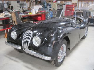 1952 Xk120se Roadster photo
